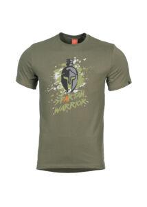 Pentagon K09012 Spartan Warrior póló zöld