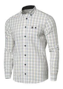 Tagart Stam világos kockás férfi ing