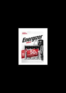 Energizer AA/4 max ceruza elem