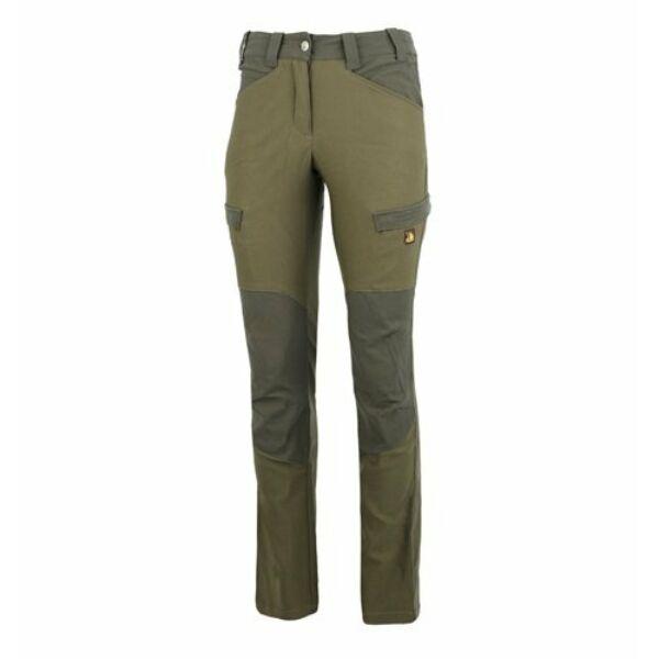 Tagart Cramp Pro női nadrág sötétzöld