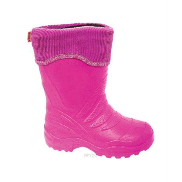 Lemigo Termix 861 EVA gyerekcsizma pink