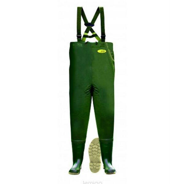 Lemigo Chest Waders 997 mellcsizma zöld