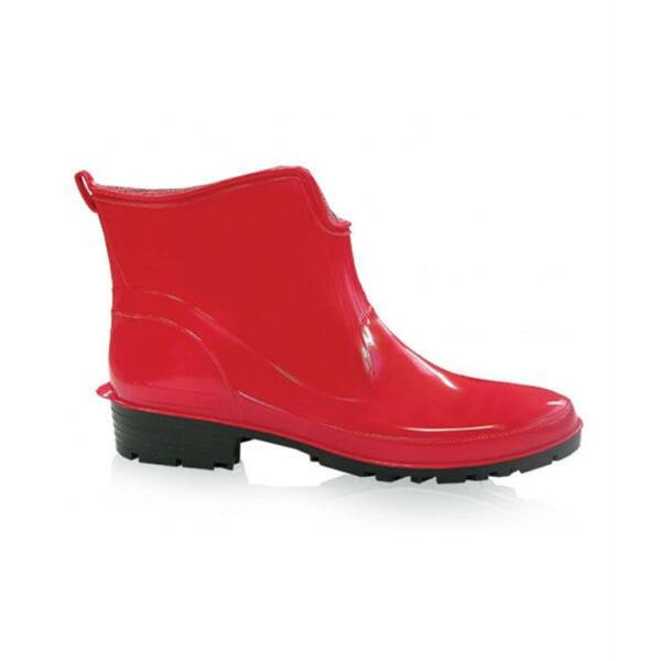 Lemigo Elke 930 PVC női csizma piros