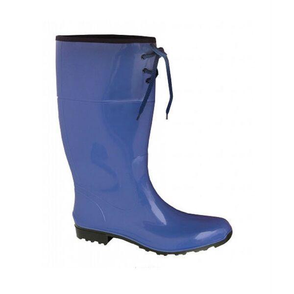 Lemigo Alina PVC női csizma kék