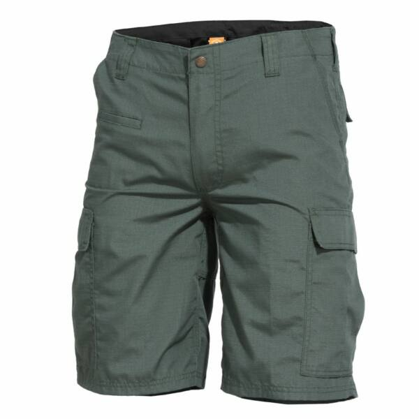 Pentagon K05011 BDU 2.0 rip-stop katonai rövid nadrág zöld