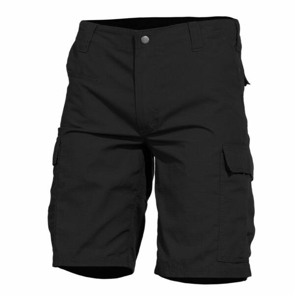 Pentagon K05011 BDU 2.0 rip-stop katonai rövid nadrág fekete