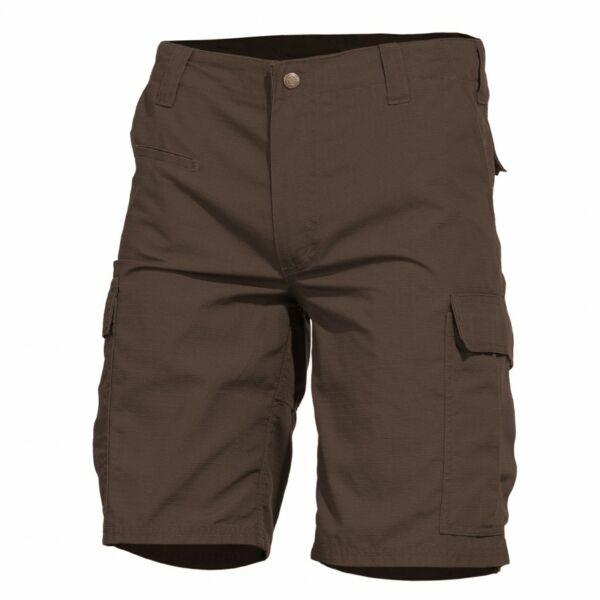 Pentagon K05011 BDU 2.0 rip-stop katonai rövid nadrág barna