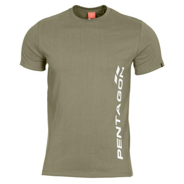 Pentagon K09012 Vertical póló zöld