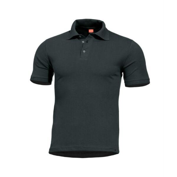 Pentagon K09015 Sierra galléros póló fekete
