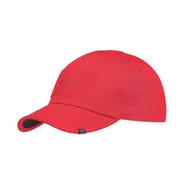 Pentagon K13025 BB Cap 2.0 Baseball sapka piros