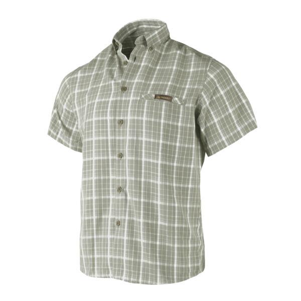 Tagart Greenfield zöld kockás rövid ing