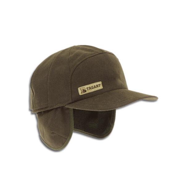 Tagart Smart sildes-fülvédős vadász sapka, barna